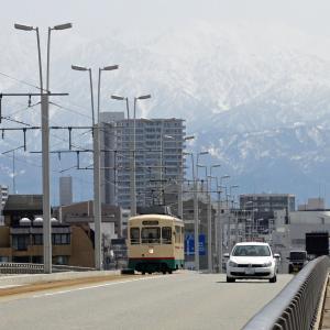 春の北陸旅行・桜満開の富山市内(5)