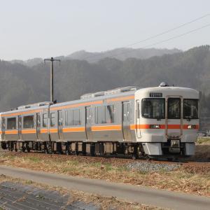 春の北陸旅行・高山本線(2)