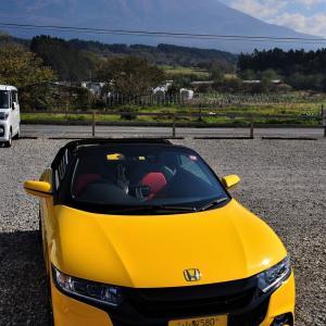 S660で富士四湖ドライブにGO!