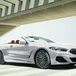 BMW 840D コンバーチブル イイネ!