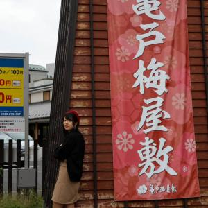 2019/11/03 天海ゆき様写真集1 亀戸梅屋敷 ぱあぷる撮影同好会