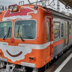 静岡県富士市:岳南鉄道クリスマストレイン