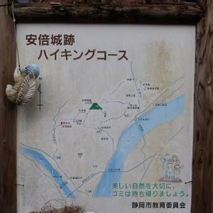 静岡市葵区:安倍城跡