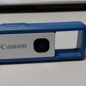 アソビカメラ:Canon iNSPic REC