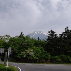富士山:水ヶ塚~御殿庭 トレッキング