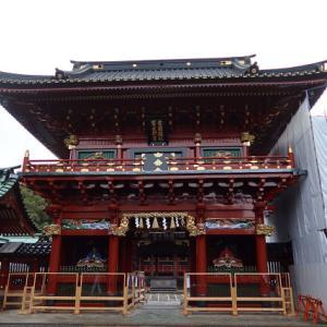 静岡浅間神社で厄除御祈祷
