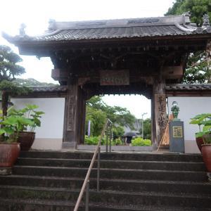 静岡県森町:ききょう寺(香勝寺)