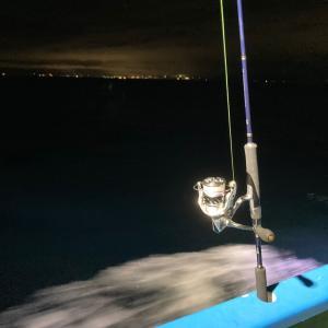 沼津でリレー釣行