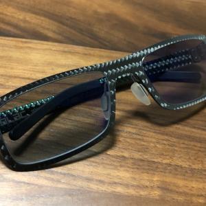 メガネも軽量化♪