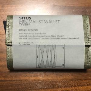 財布も軽量化♪