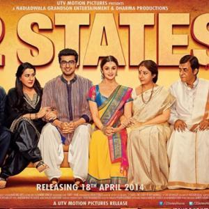 """インド映画""""2 STATES""""から見るインド豆知識いろいろ!"""