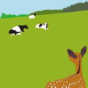 [講演会]★表 渓太「馬と鹿のお話」