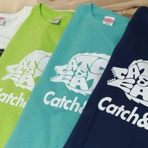 Catch&EatオリジナルTシャツ