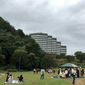 都筑区・北山田のお祭り「秋のグルメ&パフォーマンスフェスタ」が山田富士公園で開催