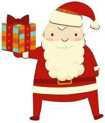 クリスマス会(子ども会)の案内状・招待状の作り方は?無料で使えるかわいいイラストはコレ!
