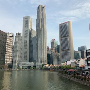 37回目 勉強代 〜シンガポール初上陸〜