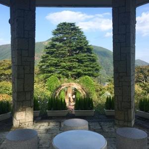 箱根の温泉と大涌谷!