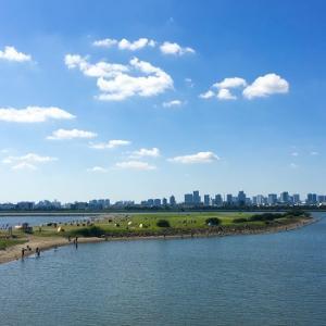 広大な葛西臨海公園!