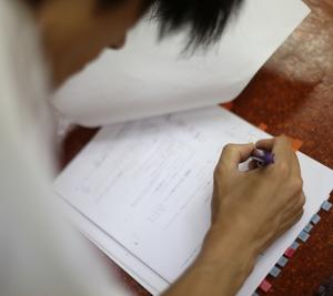テスト勉強、今やること。