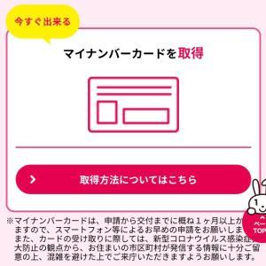 【お金】マイナポイント申込開始!