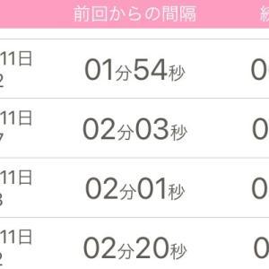 【妊娠記録】出産前日〜当日レポート