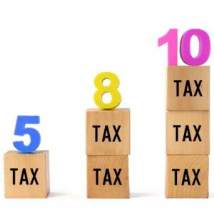 もうすぐ消費税増税はじまる!軽減税率ってなに?