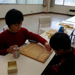 12月の将棋教室 報告