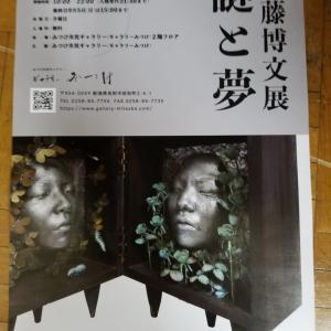 斉藤博文展 謎と夢