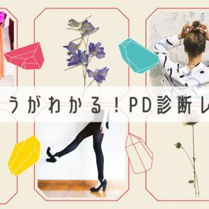 ファッションテイストの「似合う」がわかる!PD診断を受けてきました!