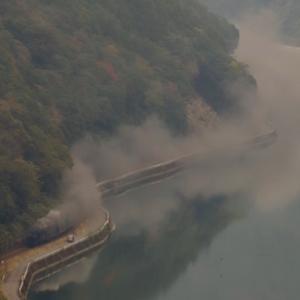 令和元年11月3日 SL人吉往路 早くも今年最後の球磨川です
