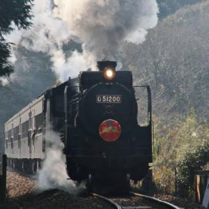 令和2年1月3日 山口線SL津和野稲荷号往路 やっぱり今日は人が多かった