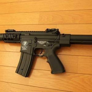 S&T M4 BABY M231ストックver. パワーカスタムα