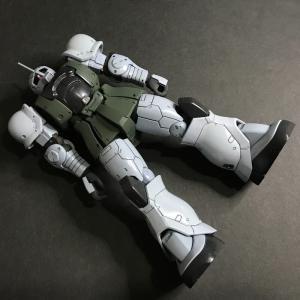 ゲラート・シュマイザー専用ザクⅠS型 その5
