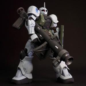 ゲラート・シュマイザー専用ザクⅠS型 その7