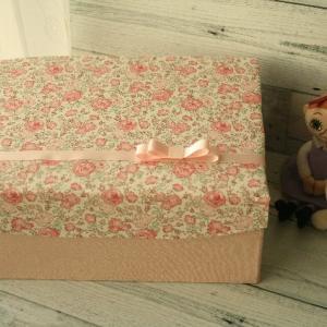 リバティ フェリシテ おもちゃ箱