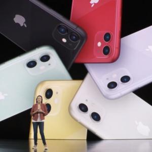 iPhone 11登場!進化したiPhoneXRの後継機をレビュー
