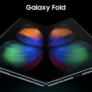 Galaxy Foldの日本発売決定!