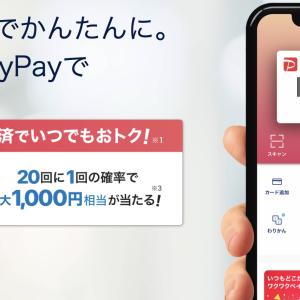 Paypayが公共料金払いにも対応へ!