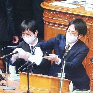 【国会代表質問】安倍去って、大相撲みたいな『乱世の時代』に(なるか)?