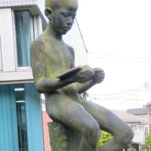 【岡本かの子は豪商の娘】高津図書館にも碑 自治会・町内会の本を借りに