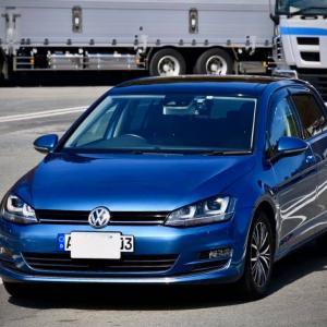 【VW】スカイブルー号で山梨へ!