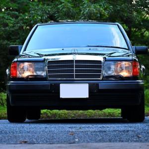 【W124】「ミッドナイトブルー号」別れは突然に・・・