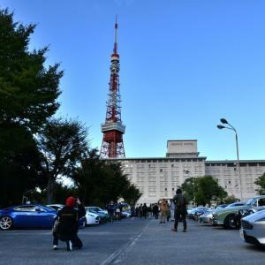 「Tokyo Coffee & Cars」第一回「英国車」①紅葉狩り