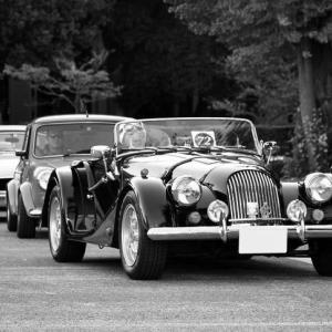 「Tokyo Coffee & Cars」第一回「英国車」FINAL・Black&White