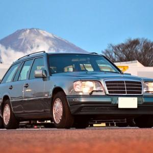 【W124】「MERCEDES-BENZ W124 CLUB」MORNING MEET 7rd