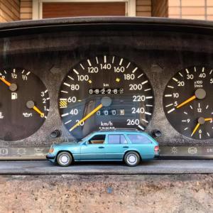 """【W124】今年のメンテのトレンドは""""1244402147""""のリフレッシュ!?"""