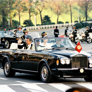 【豆知識】事前に知っておこう!天皇即位の礼での注意点とお得!車はトヨタのセンチュリー