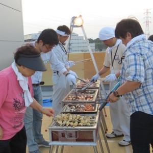 手賀沼花火&BBQ…