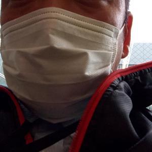 インフルエンザに掛かリ、会社を早退して病院に行きました。