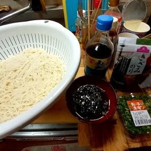 七夕の素麺